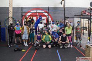2021 CrossFit Open!