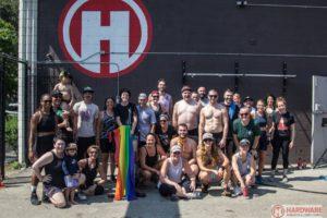 Jessica's Pride Ride Fundraiser!
